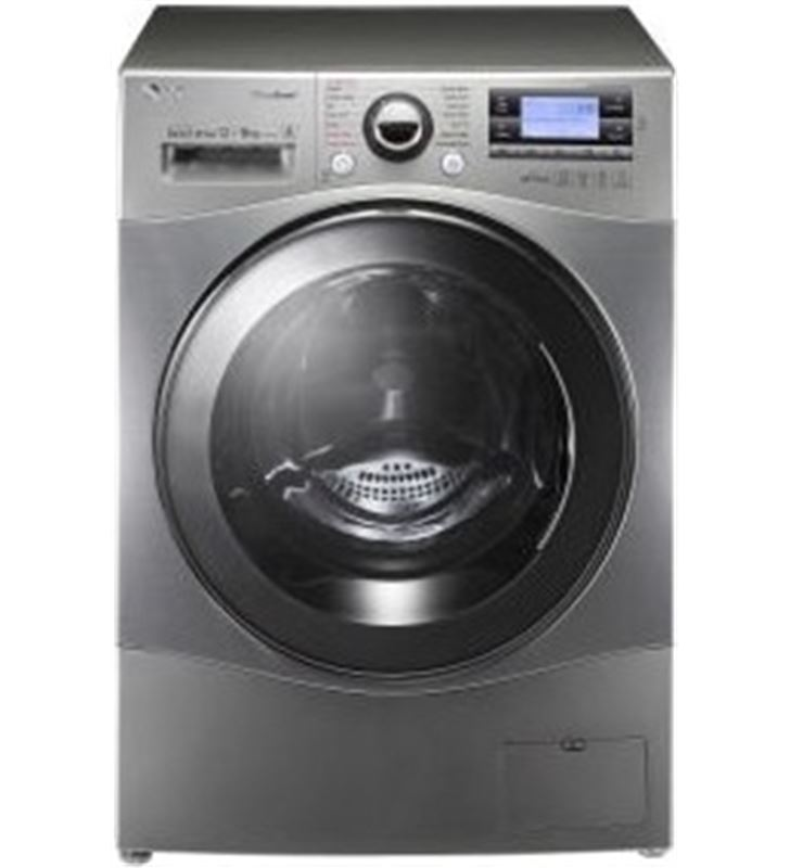 Lg lavadora secadora FH695BDH6N 1600rpm 12/8kg a inox - FH695BDH6N