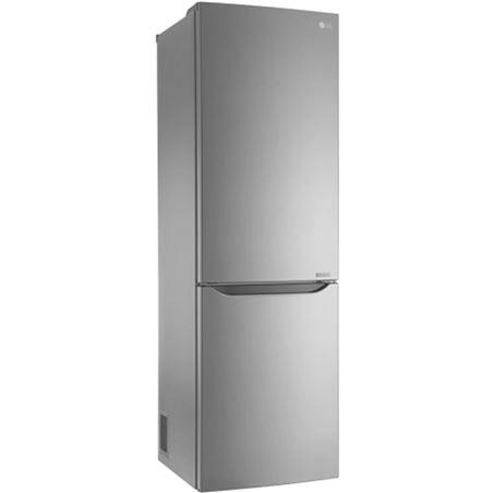 Lg frigorifico combinado GBB59NSGFS no frost a+++ inox