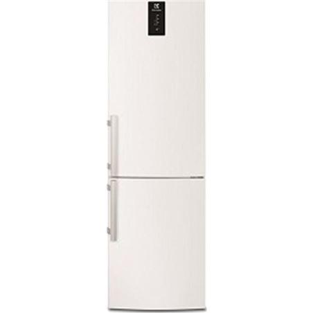 Electrolux frigorifico combinado EN3854NOW frost free a++ blanco