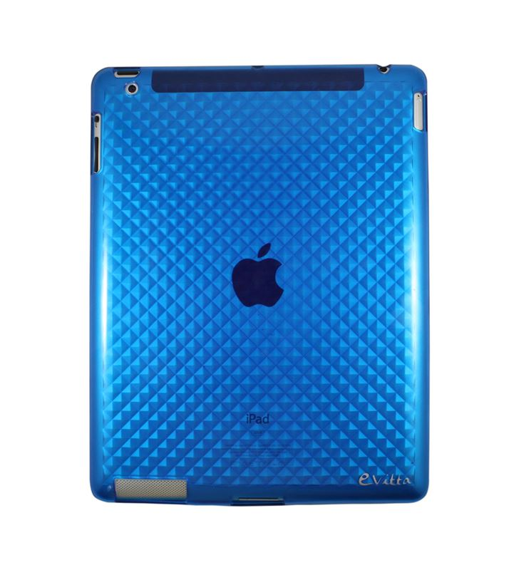 Funda protectora ipad 2 flex Diamond blue C-02EV008 - C-02EV008