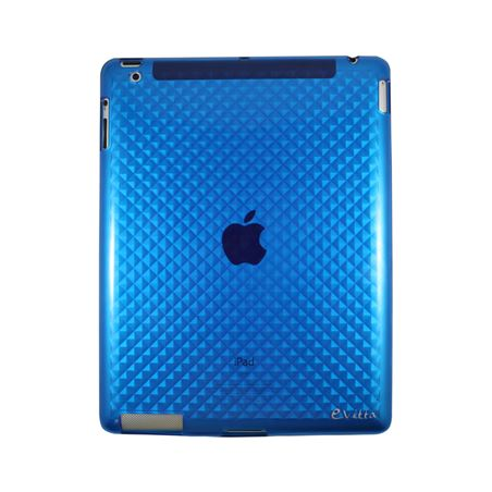 Funda protectora ipad 2 flex Diamond blue C-02EV008