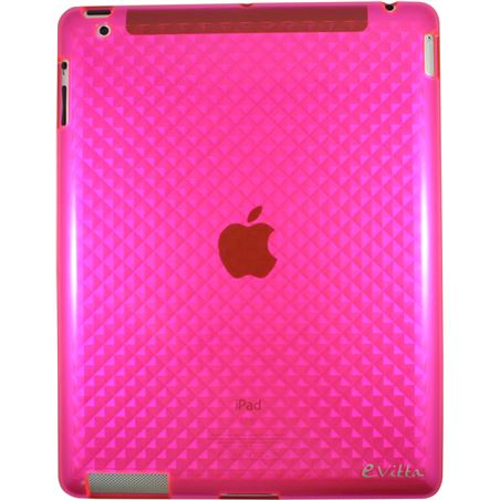 Funda protectora ipad 2 flex Diamond black C-02EV007