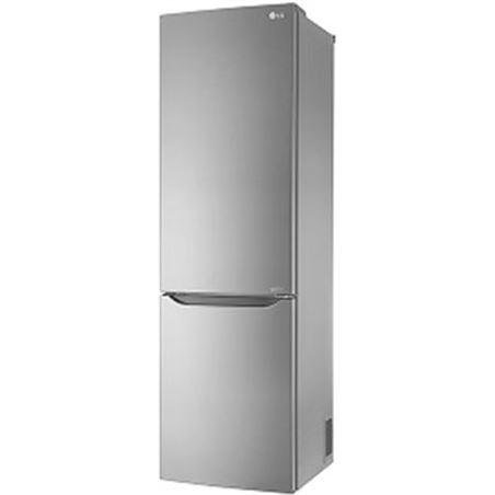 Lg frigorifico combinado GBB60PZGFS no frost a+++ inox