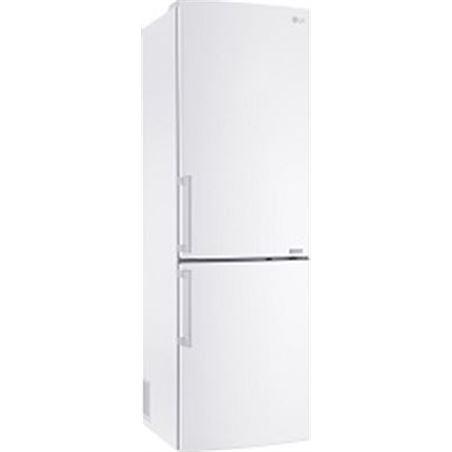 Lg frigorifico combinado GBB59SWGFB no frost a+++ blanco