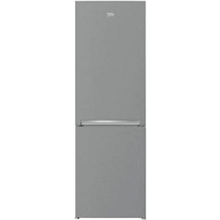 Beko frigorifico combinado RCNA320K20PT no frost a+ inox