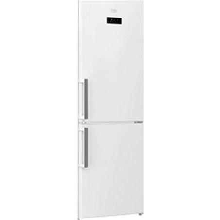Beko frigorifico combinado RCNA320E21W no frost a+ blanco