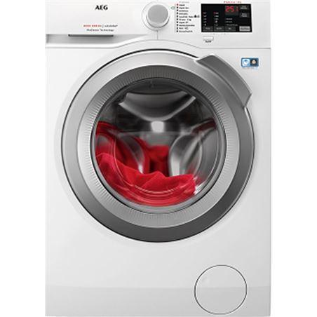 Aeg lavadora carga frontal l6fbi824u 1200rpm a+++ 8kg blanca 914913435