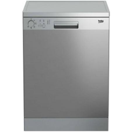 Beko lavavajillas DFN05210X a+ inox