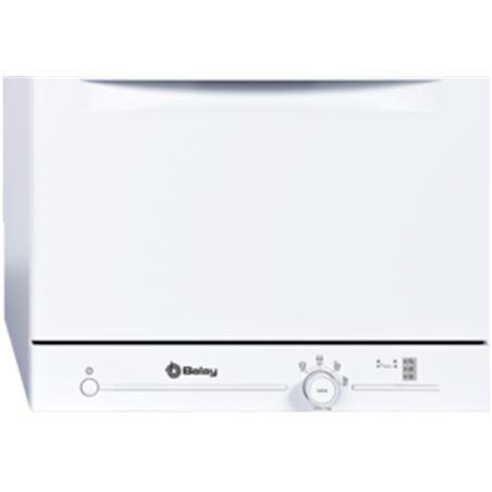 Balay lavavajillas 3VK301BC independiente compacto a+ blanco