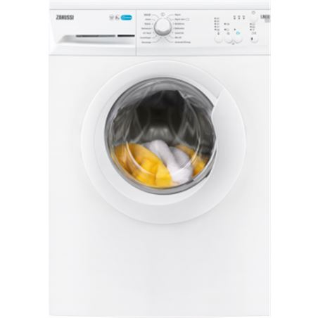 Zanussi lavadora carga frontal zwf81040w 1000rpm a+++ 8kg blanca 914912002