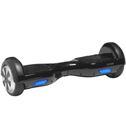 Denver patin electrico DBO-6550BLACK negro 15km Patinete eléctrico - DBO-6550BLACK