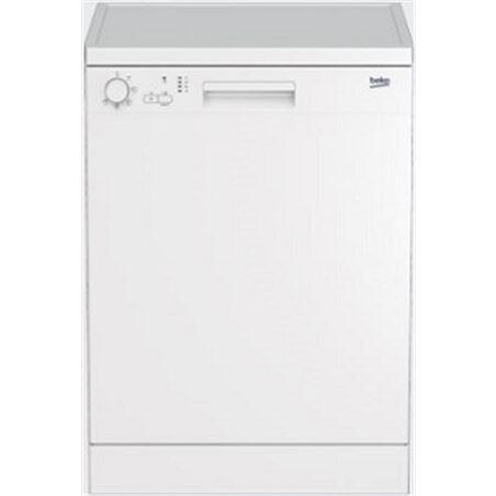 Beko lavavajillas DFN05210W a+ blanco