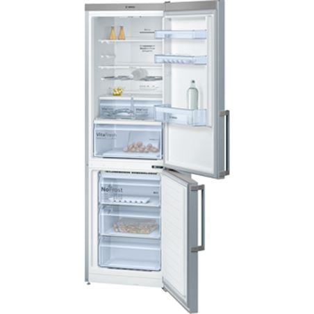 Bosch frigorifico combinado KGN36XI3P no frost a++ inox