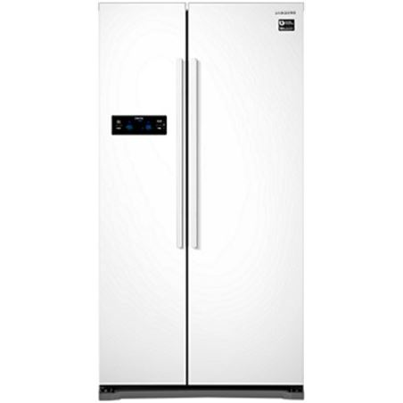 Samsung frigorifico side by side RS57K4000WW no frost a+ blanco