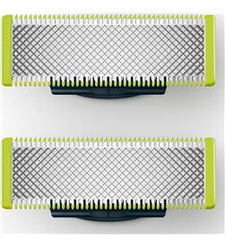 Cuchillas Philips qp220/55 one blade 2 unidades QP22055 - QP22055