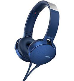 Sony MDRXB550APL auricular diadema mdr-xb550apl azul micro ce7 - MDRXB550APL