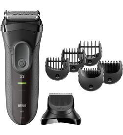 Afeitadora Braun 3000BT serie 3 proskin Afeitadoras - 3000BT