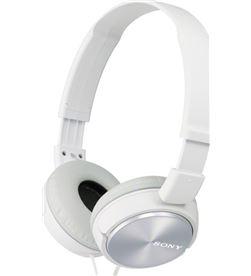 Auricular diadema Sony mdr-zx310w 30mm blanco MDRZX310W - MDRZX310W