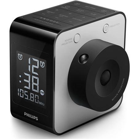 Radio reloj Philips aj4800/12 proyeccion techo PHIAJ4800-12