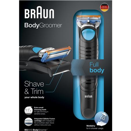 Multigroom Braun bg5010