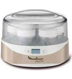 Yogurtera Moulinex YG231E32 7 unidades silver - YG231E32