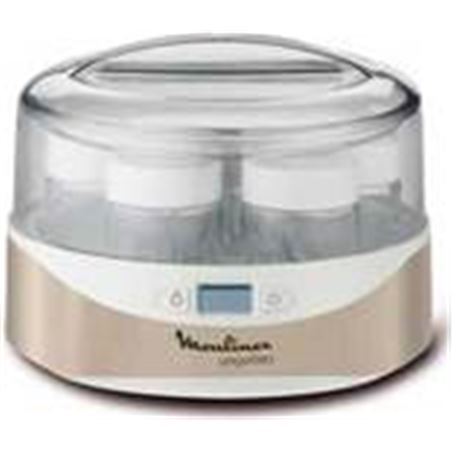 Yogurtera Moulinex YG231E32 7 unidades silver