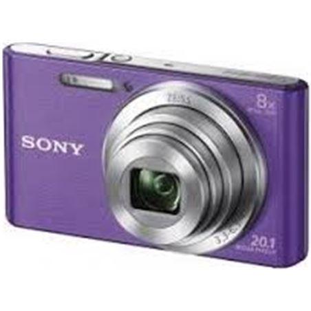 Kit camara Sony KW830VBGSFDIYE, 20,1mpx, 8x