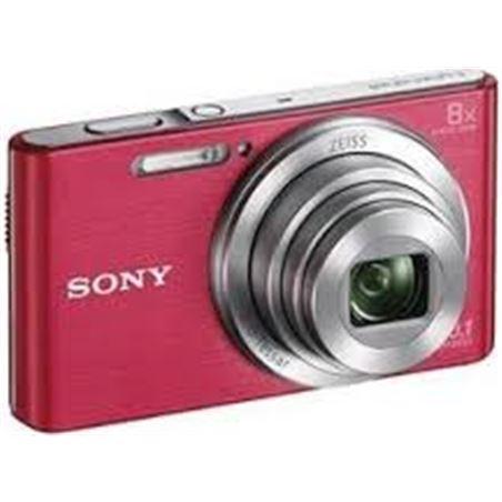 Kit camara Sony KW830PBgsfdiye, 20,1mpx, 8x