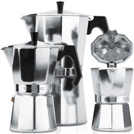 Cafetera fuego Taurus italica induction 9 alum TAU984072