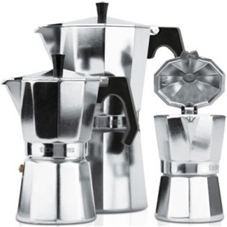 Taurus cafetera italica induction 6 italicaind6 03160194