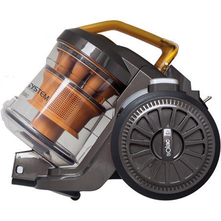 Aspirador sin bolsa Solac AS3252 apollomulti cyclonic i