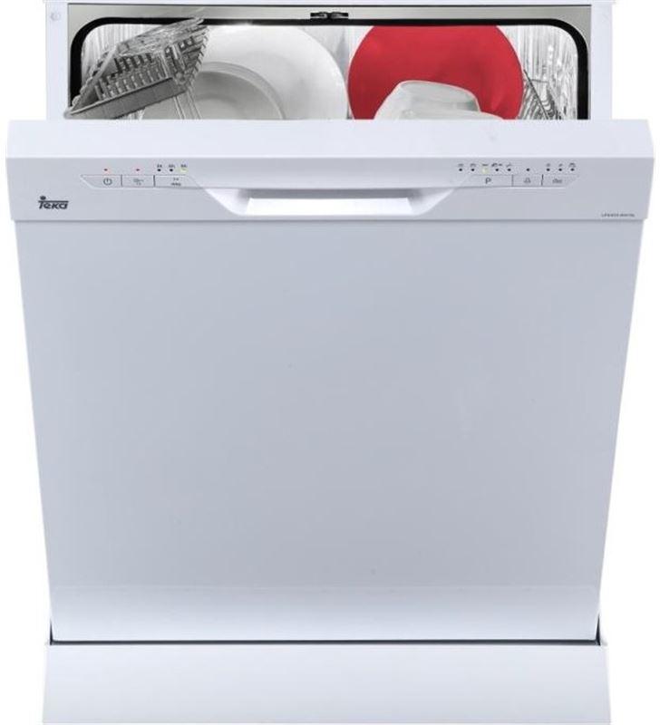 Teka 40782071 lavavajillas lp8 810 blanco 12 cub 5 prog 4 t - LP8 810