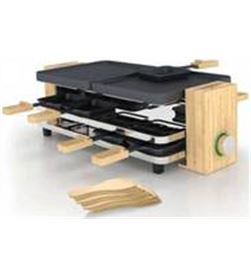 Raclette Princess ps162910 pure 8 bambu natural - PS162910