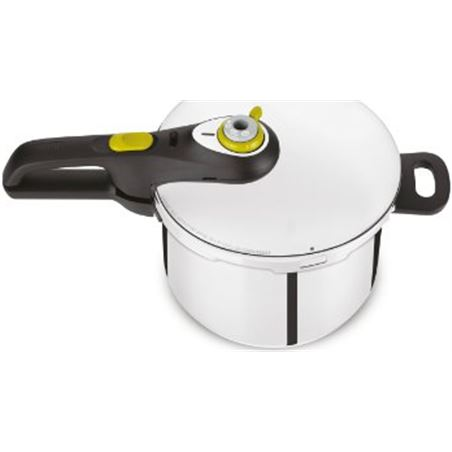 Olla presion Tefal P2530737 secure 5 neo 6l