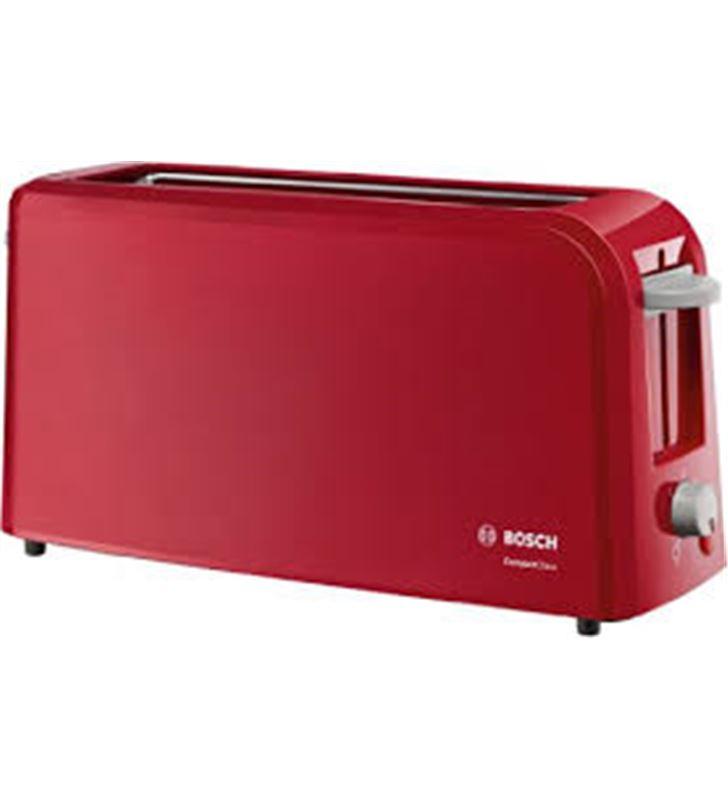 Bosch TAT3A004 tostador pae 1 ranura largo rojo 9 Tostadores - TAT3A004