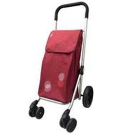 Playmarket carro compra play plegable six granate 24600295 - 24600295