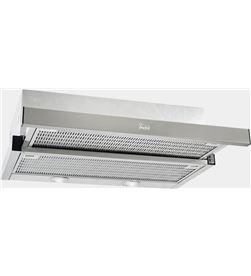 Campana Teka cnl 6400 s inox lámparas led, automát 40436800 - CNL6400S