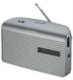 Radio portatil Grundig music60 silver (GRN1510) Radio Radio/CD - GRN1510