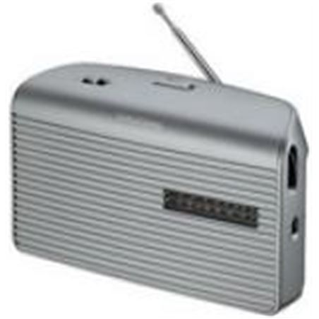 Radio portatil Grundig music60 silver (GRN1510)