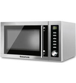 Microondas grill 25l Taurus laurent inox 970926 Microondas - 970.926
