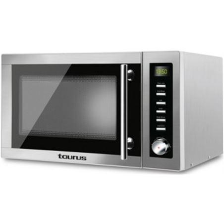 Microondas grill 25l Taurus laurent inox 970926