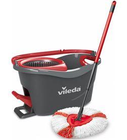 Fregona+cubo con pedal Vileda easy wring&clean 151153 - 151153
