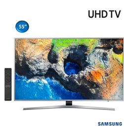 Tv led Samsung 55'' UE55MU6405UXXC TV - UE55MU6405UXXC