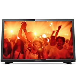 "24"" tv led Philips 24PHS403112, 00hz - 24PHS403112"