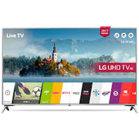 Lcd led 60 Lg 60UJ651V ips 4k hdr smart tv