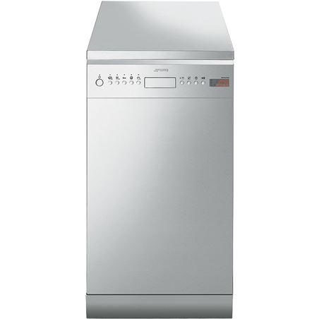 Lavavajillas Smeg LSA4525X, de libre instalación,