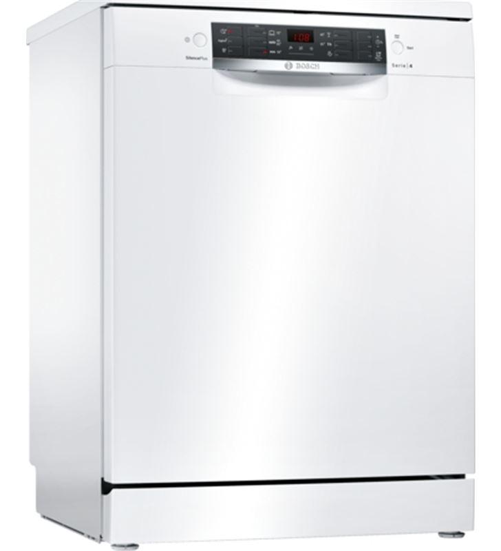 Lavavajillas 60_cm Bosch SMS46MW08E blanco 14cub. - SMS46MW08E