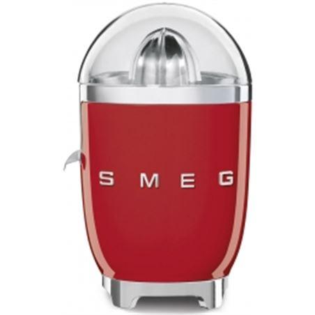 Extractor de zumos Smeg cjf01rdeu rojo