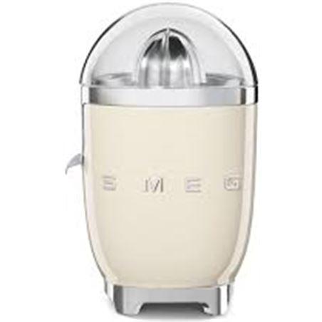 Extractor de zumos Smeg CJF01CREU crema