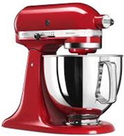 Robot artisan Kitchenaid 5KSM125EER rojo Robots de cocina - todoelectro